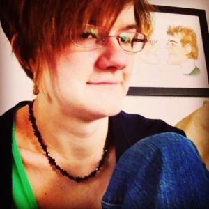 I've taken to taking random photos of myself. I'm weird like that.